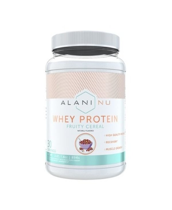 Alani Nu Whey Protein - Fruity Cereal 894g