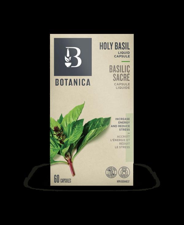 Botanica Holy Basil 60 caps