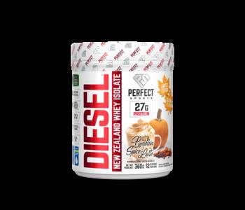 Diesel Whey Protein New Zealand Isolate - Pumpkin Spice Latte 360g