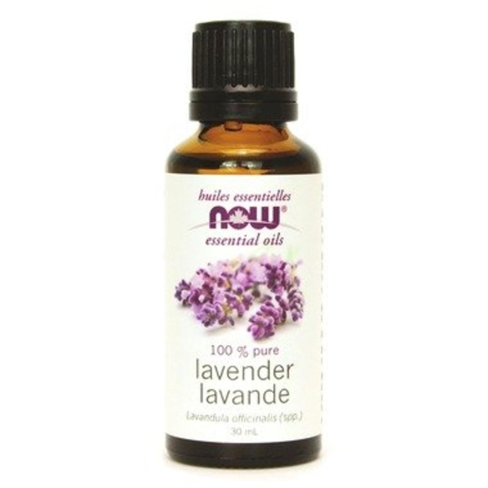 NOW NOW Lavender Oil 30mL