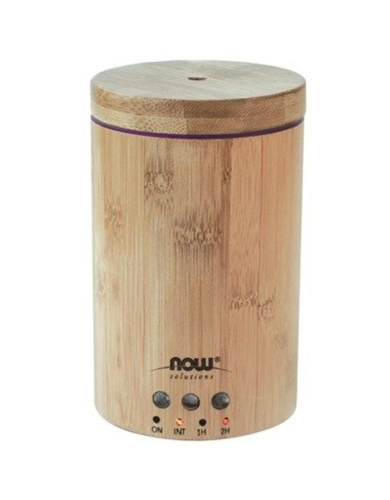 NOW NOW Real Bamboo Ultrasonic EO Diffuser