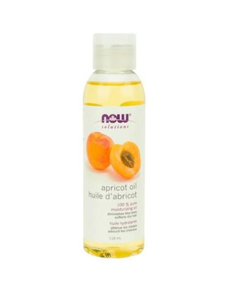 NOW NOW Apricot Kernel Oil, Refined 118mL