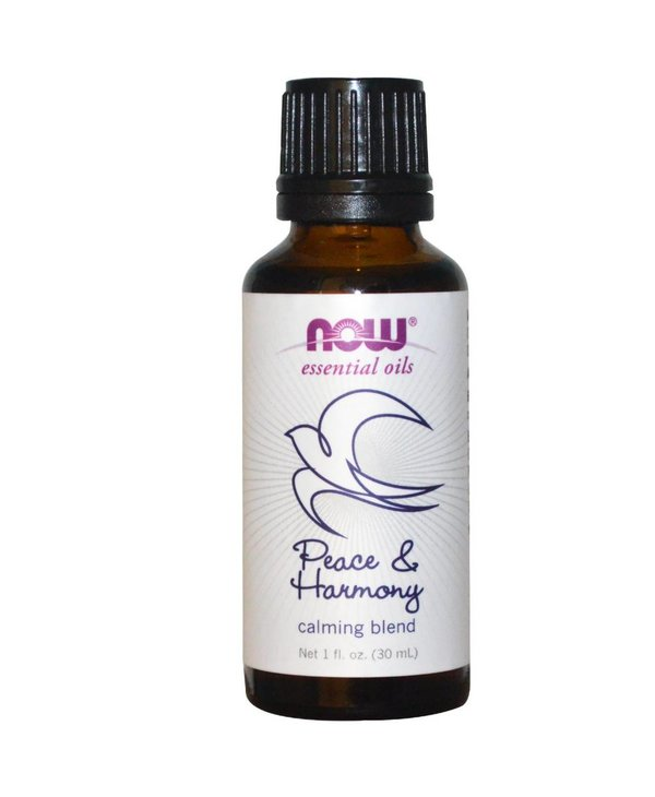 NOW Peace and Harmony Oil Blend 30mL