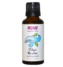 NOW NOW Clear the Air Oil Blend 30mL