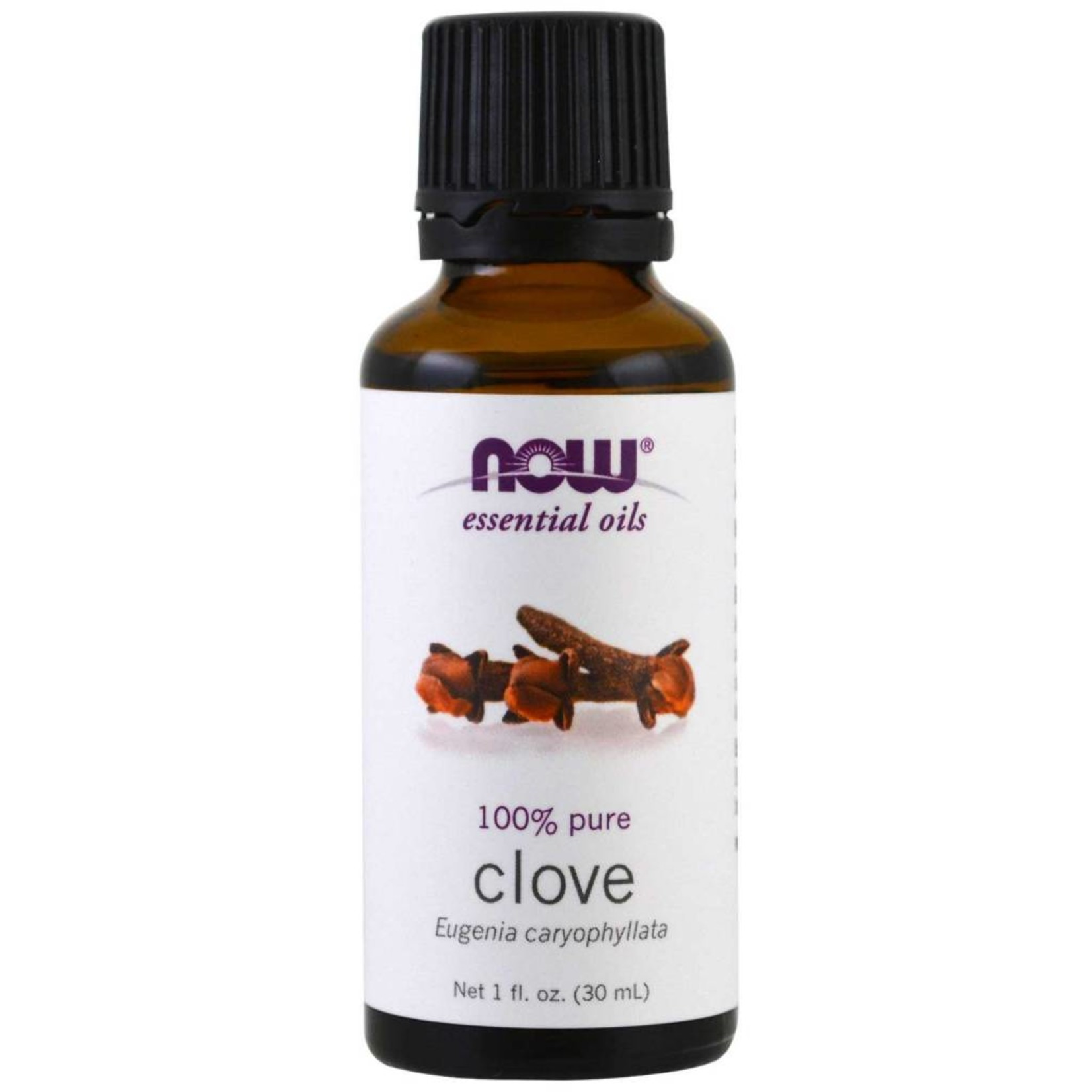NOW NOW Clove Oil 30mL