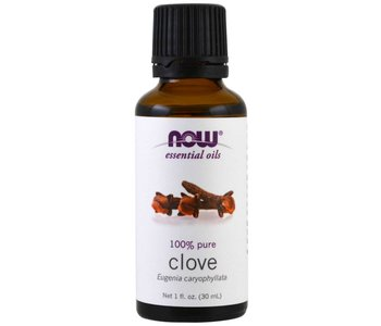 NOW Clove Oil 30mL