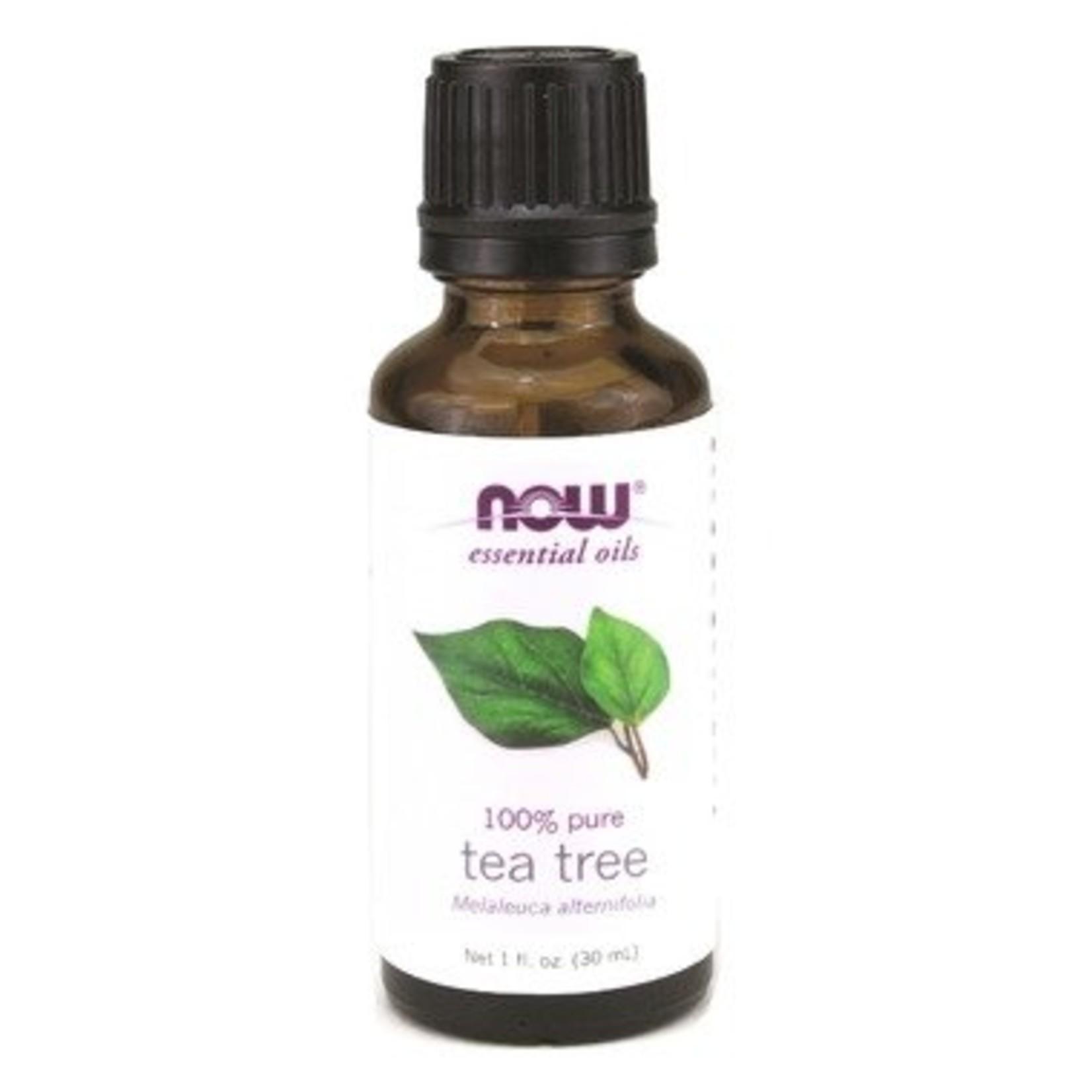 NOW NOW Tea Tree Oil 30mL