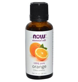 NOW Orange Oil 30mL