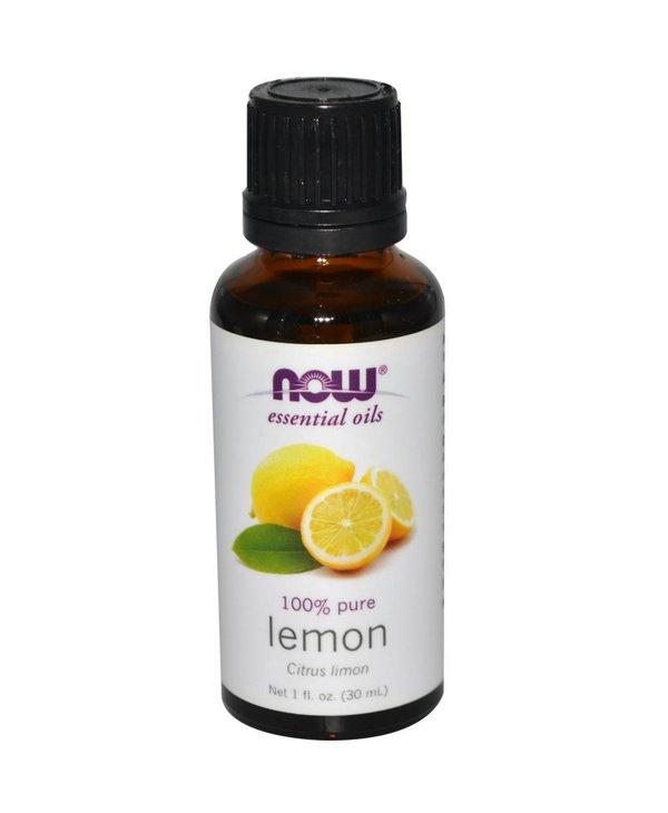 NOW Lemon Oil 30mL