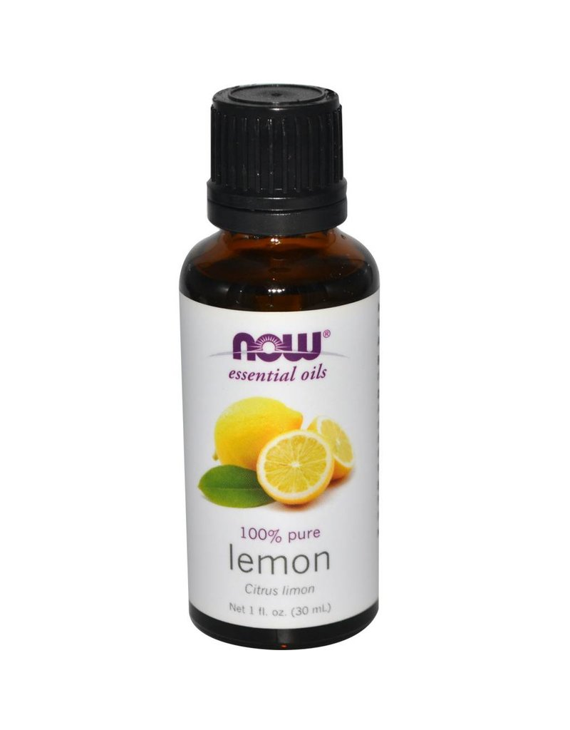 NOW NOW Lemon Oil 30mL