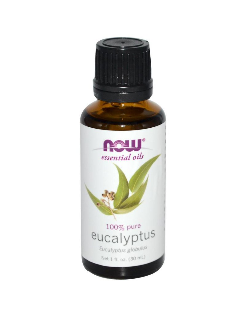 NOW Eucalyptus globulus Oil 30mL