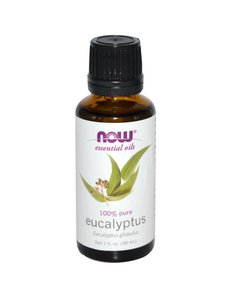 NOW NOW Eucalyptus globulus Oil 30mL