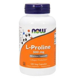 NOW NOW L-Proline 500mg 120vcap