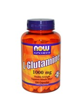 NOW NOW L-Glutamine 1000mg 120cap