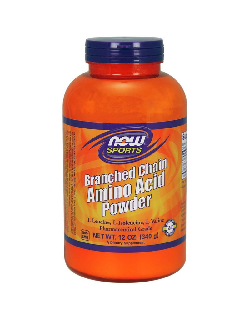 NOW NOW Branched chain amino acid 340g