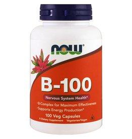 NOW NOW B-100 100vcap