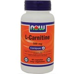 NOW NOW L-Carnitine 500mg 60vcap