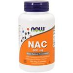 NOW NAC 600mg 100Vcap