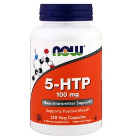 NOW 5-HTP 100 mg