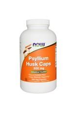 NOW NOW Psyllium Husk 500mg 500vcap