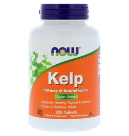 NOW NOW Kelp 150mcg 200tabs