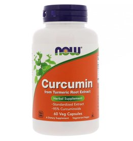 NOW Curcumin (665mg Turmeric) 60Vcaps