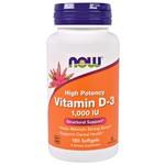 NOW Vitamin D3 1000 IU