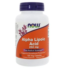 NOW Alpha Lipoic Acid 250g