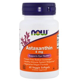 NOW Astaxanthin 4mg