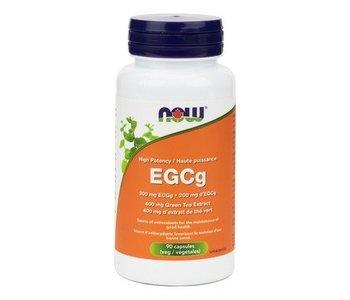 NOW EGCg GreenTea Extract 400/200mg 90vcaps
