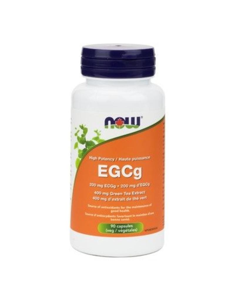 NOW NOW EGCg GreenTea Extract 400/200mg 90vcaps