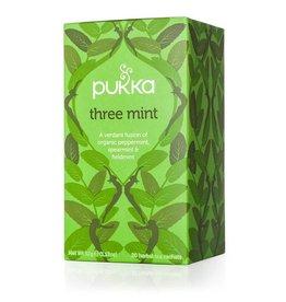 Pukka Three Mint 20 tea bags