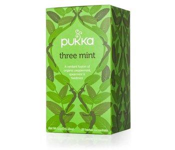 Three Mint 20 tea bags