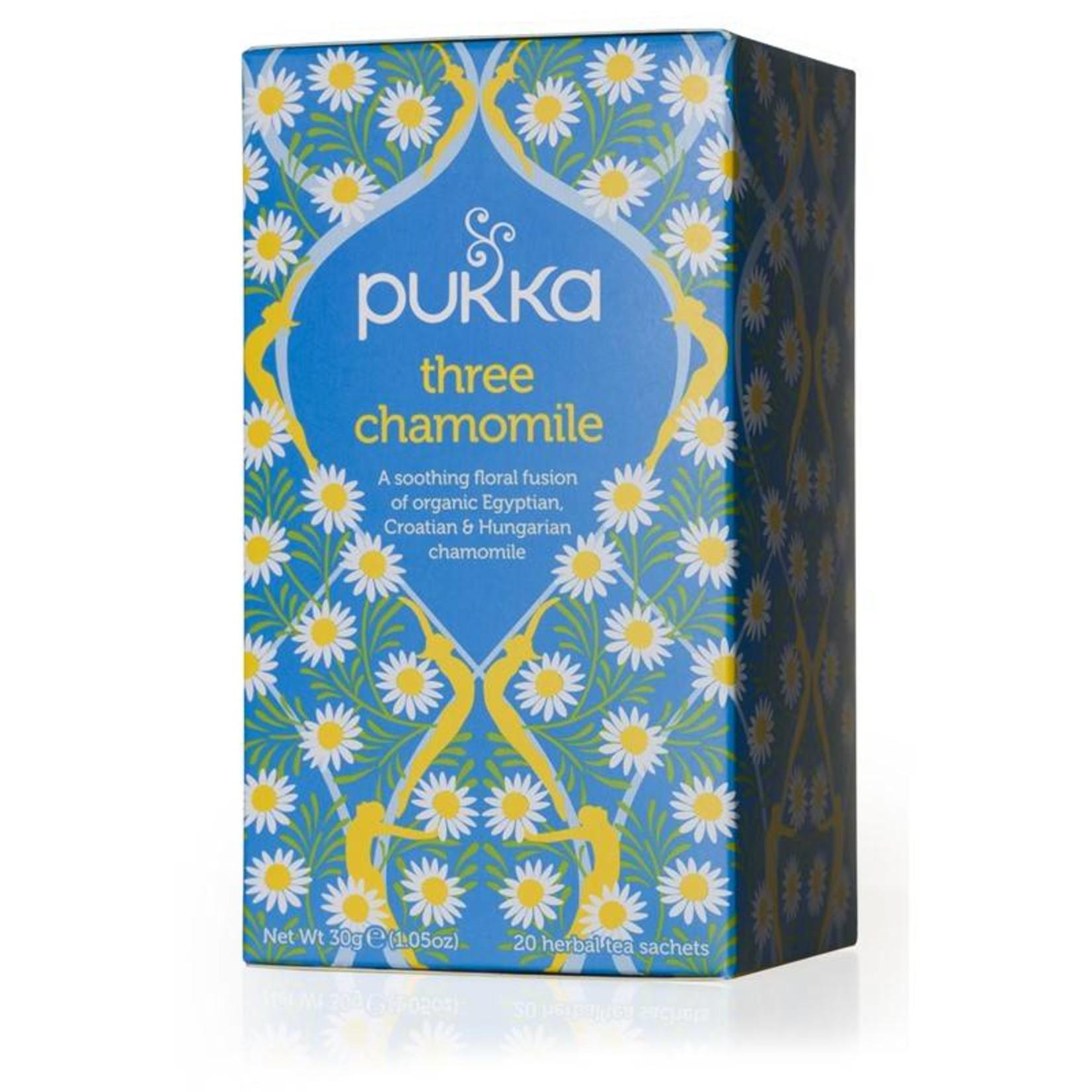 Pukka Three Chamomile 20 tea bags