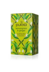 Pukka Lemongrass & Ginger 20 tea bags