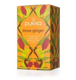 Pukka Three Ginger 20 tea bags