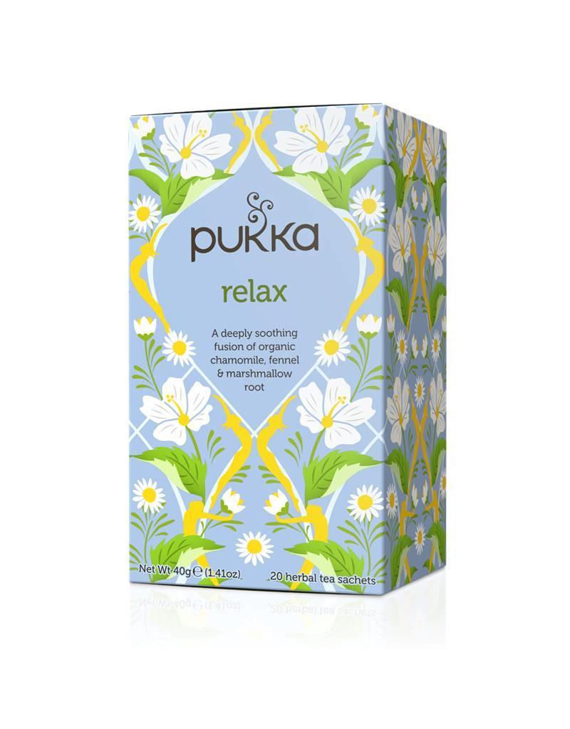 Pukka Relax 20 tea bags
