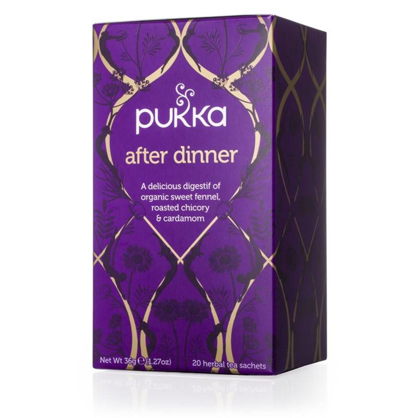 Pukka After Dinner 20 tea bags