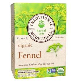 Traditional Medicinals Fennel 20 Tea Bags