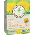 Traditional Medicinals Roasted Dandelion Root 20 Tea Bags