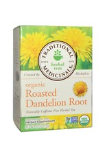 Traditional Medicinals Roasted Dandelion Root 20 Tea Bags