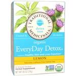 Traditional Medicinals Everyday Detox Lemon 20 Tea Bags