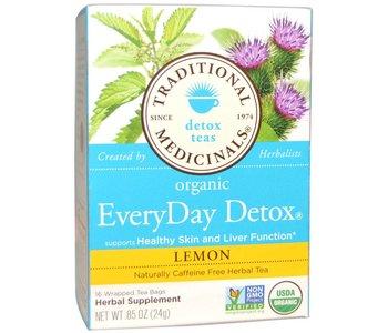 Everyday Detox Lemon 20 Tea Bags