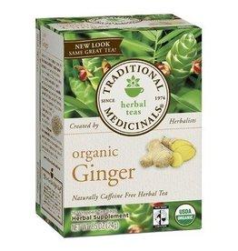 Traditional Medicinals Ginger 20 Tea Bags