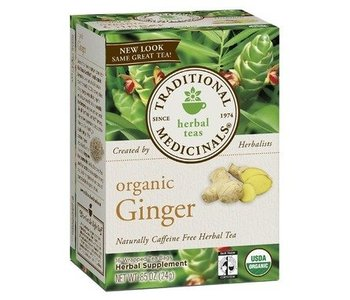 Ginger 20 Tea Bags