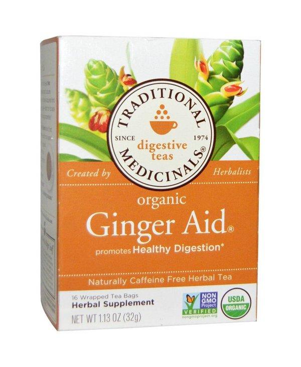 Ginger Aid 20 Tea Bags