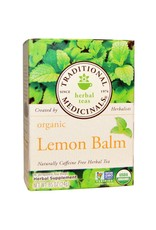Traditional Medicinals Lemon Balm 20 Tea Bags