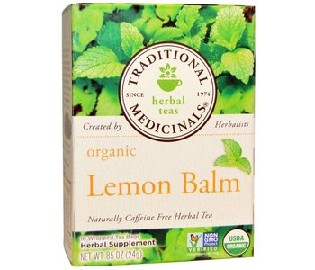 Lemon Balm 20 Tea Bags