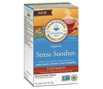 Stress Soother Cinnamon 20 Tea Bags