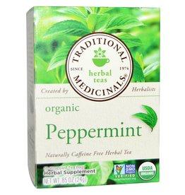 Traditional Medicinals Peppermint Tea 20 Tea Bags